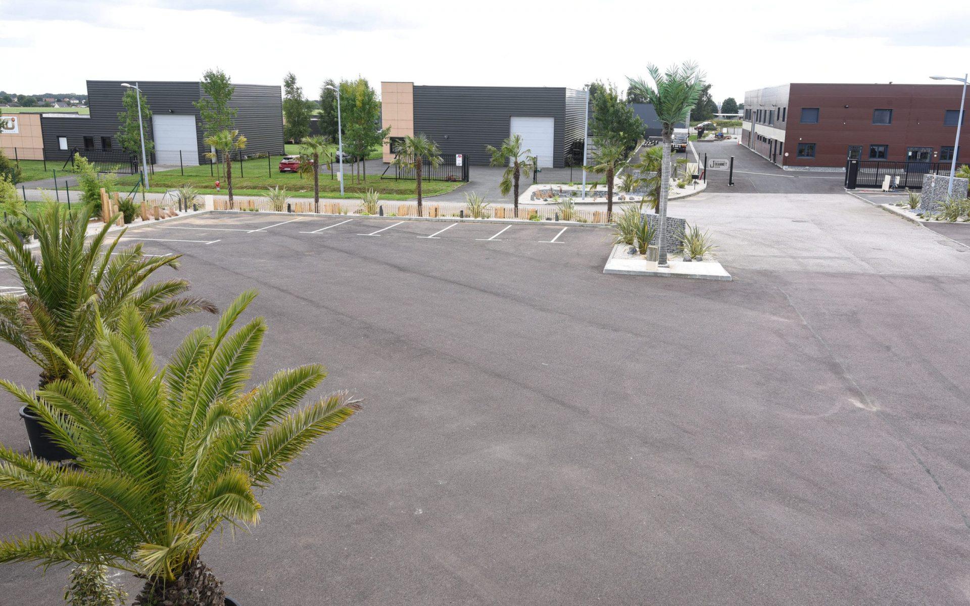 Salle réception parking privatif